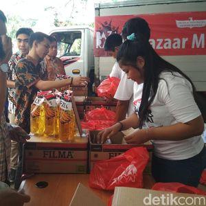 Kantor Darmin Jual Minyak Murah Rp 8.000/Liter