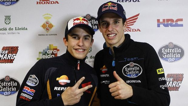MotoGP Malaysia: Marquez Bersaudara Kembali Kawinkan Gelar