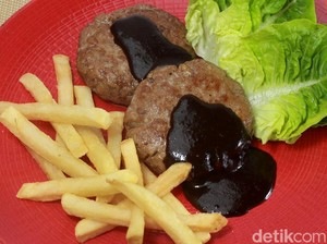 Resep Ramadan : Black Pepper Burger