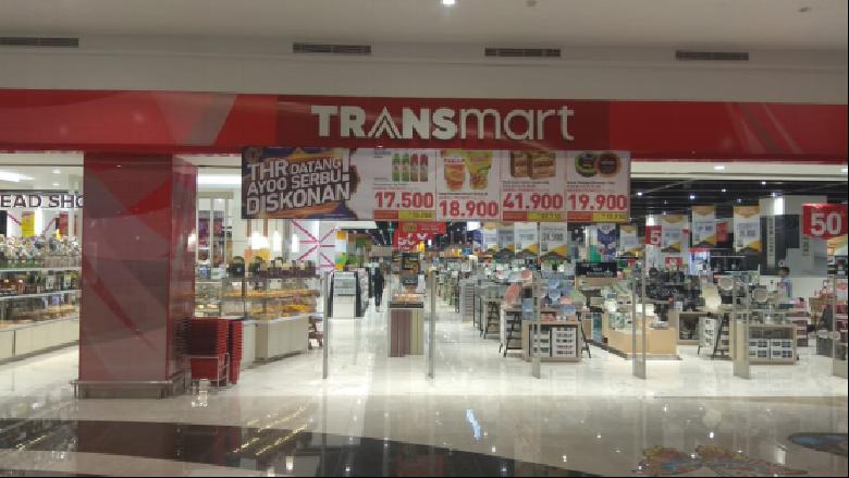 Perketat Keamanan, Transmart dan Carrefour Tetap Beroperasi