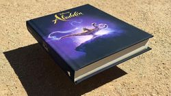 Aladdin dan Putri Jasmine Merambah Bioskop, Bukunya Kini Terbit