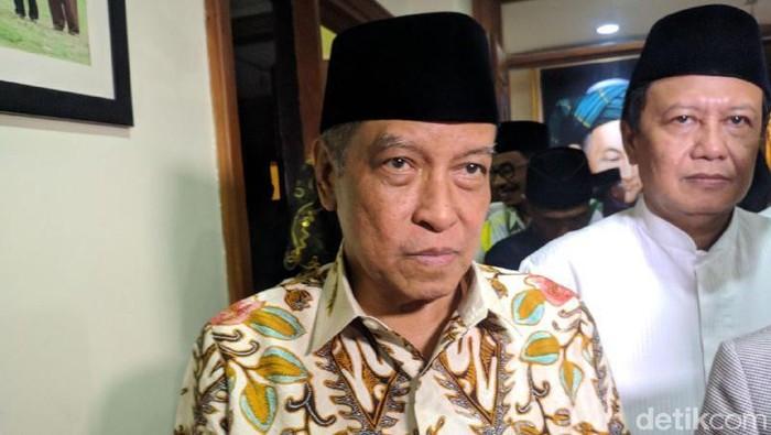 Ketua Umum Pengurus Besar Nahdlatul Ulama (PBNU) KH Said Aqil Siroj (Foto: Jefrie Nandy Satria/detikcom)