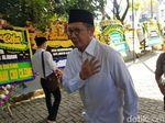 Takziah ke Ponpes Az-Zikra, Menag Merasa Kehilangan Sosok Arifin Ilham