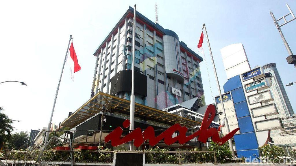 Pengunjung Sarinah Turun 20% karena Demo 22 Mei