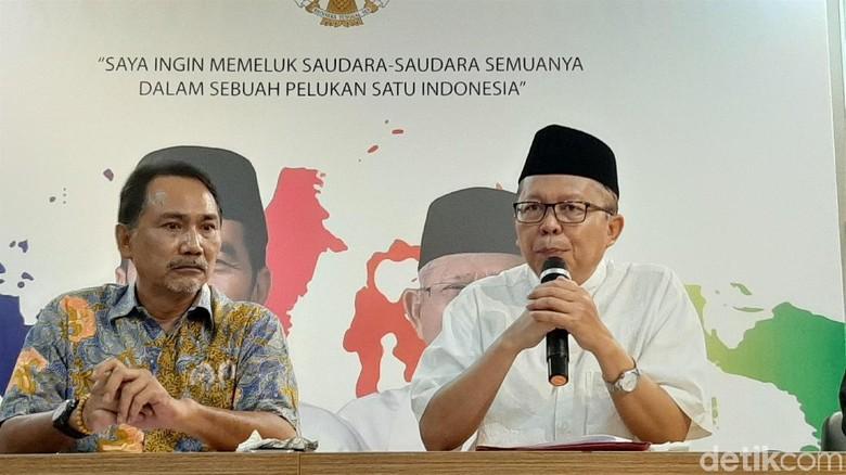 Yusril Pimpin Tim Hukum TKN Jika Prabowo Maju ke MK