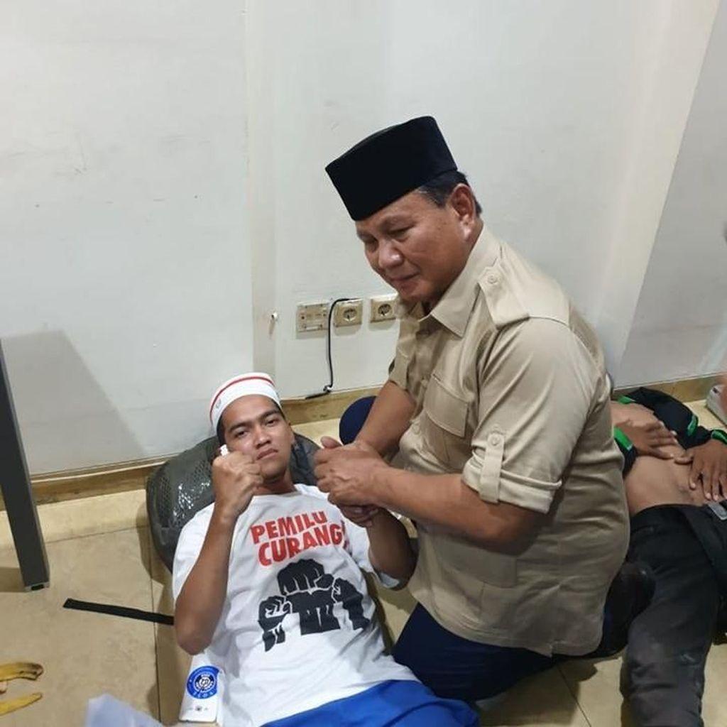 Prabowo ke Pendukung: Kadang Kita Harus Mundur Tapi Tak Berarti Menyerah