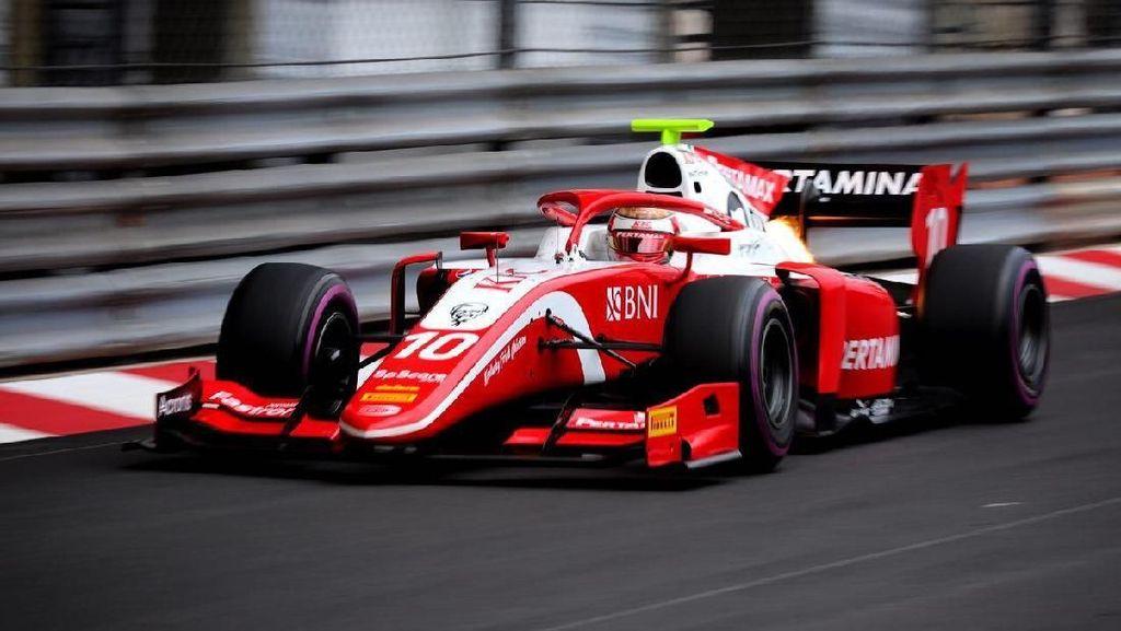 Sean Start Posisi Keenam di F2 Monako