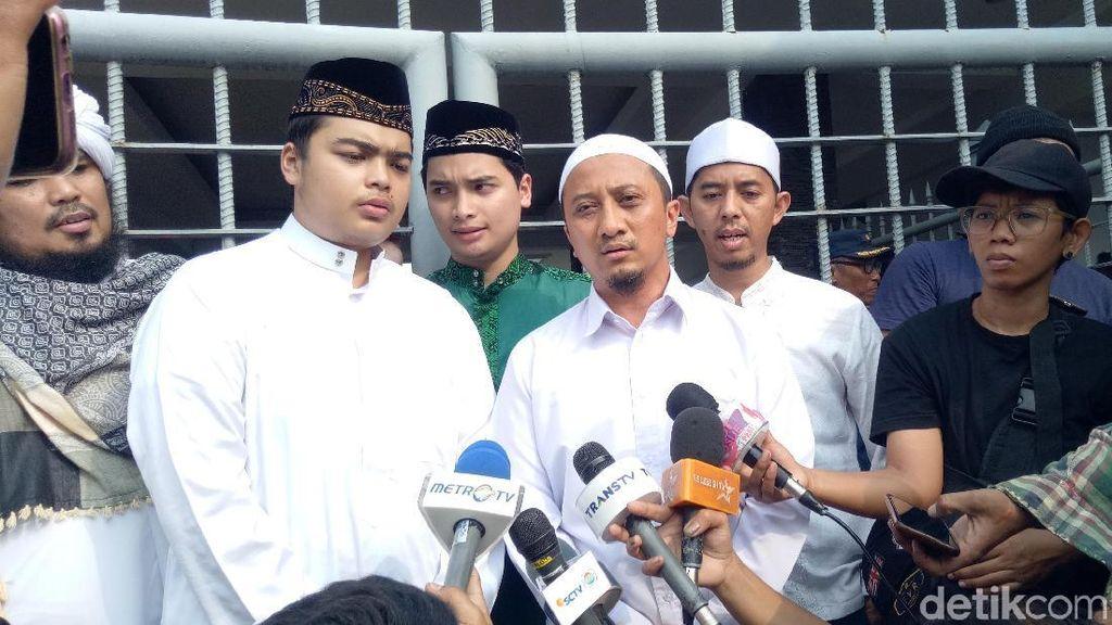 Pesan Arifin Ilham: Bahasa Kampret-Cebong Tak Boleh untuk Orang Beriman