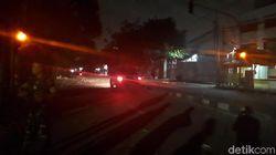 Situasi Depan Asrama Brimob Petamburan Sudah Kondusif, Lalin Dibuka Kembali
