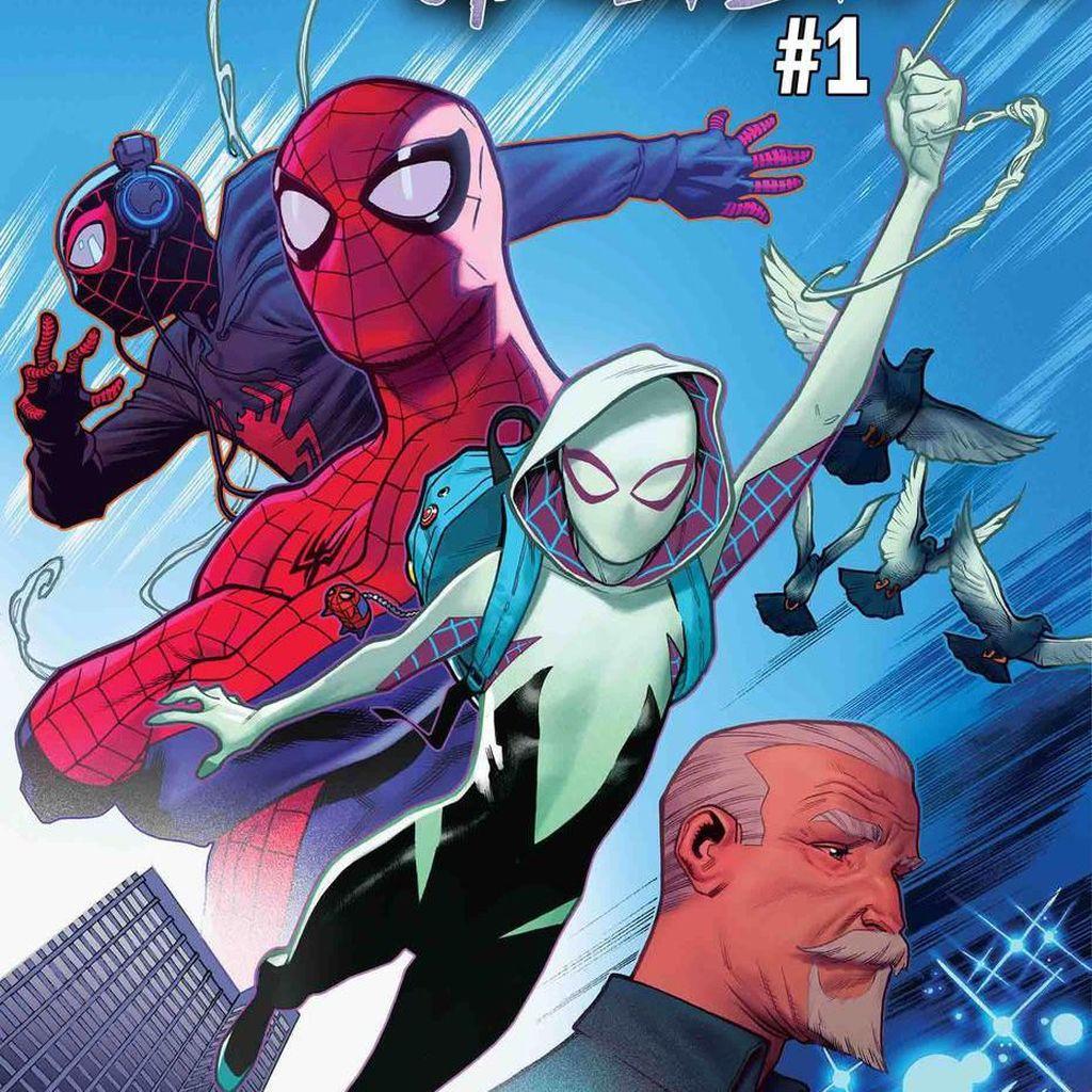 Hore... Marvel Rilis Komik Solo Spider-Gwen