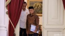 Keyakinan Habibie terhadap Jokowi