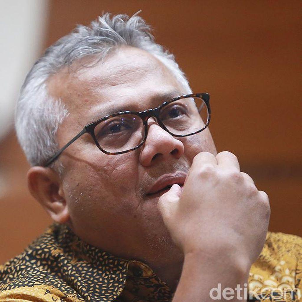 Di Sidang MK, Ketua KPU Banggakan Situng Indonesia Pertama di Dunia