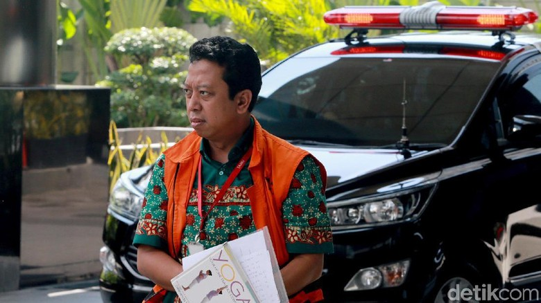 Jaksa KPK Ungkap Siasat Rommy-Lukman Terima Suap Jual-Beli Jabatan