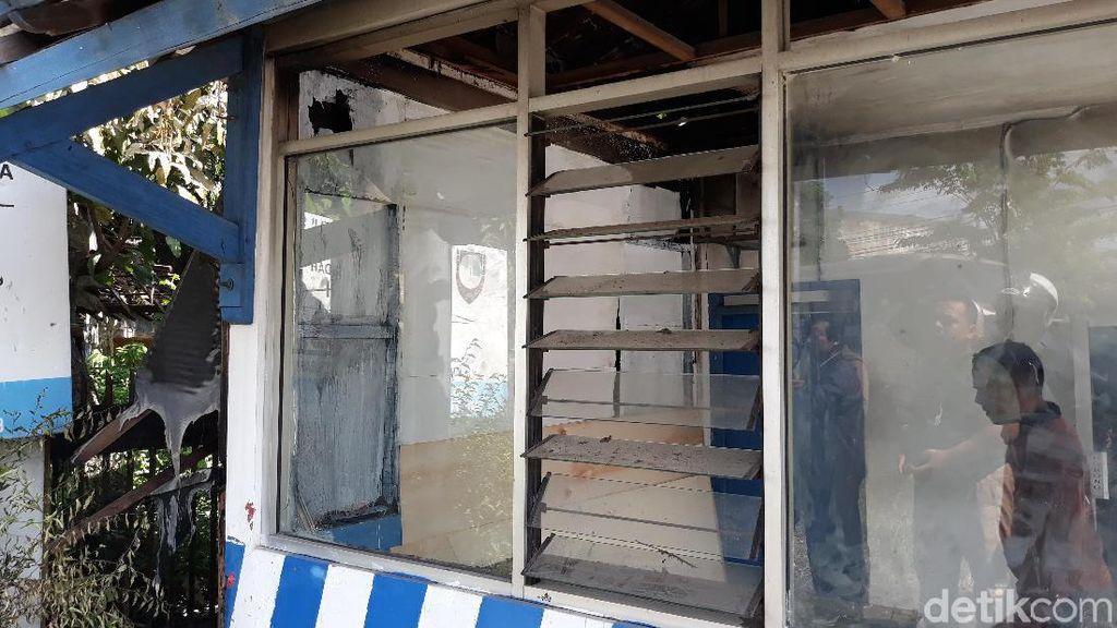 Polisi: Kebakaran Pospol Solo Jangan Dikaitkan Politik