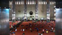 6 Rekomendasi Masjid Itikaf yang Nyaman Bareng Keluarga