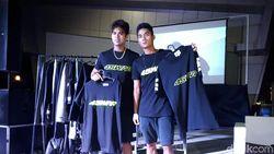 Sukses Jadi Pejetski, Duo Aswar Kini Rambah Bisnis Clothing Line