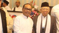 Maruf Amin Diusulkan Jadi Ketua Dewan Pembina Golkar