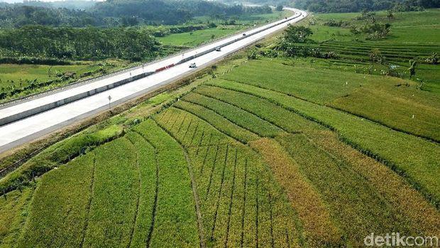 Hari Kedua Xpedisi Xpander, Digoda Pemandangan Indah Tol Semarang-Malang