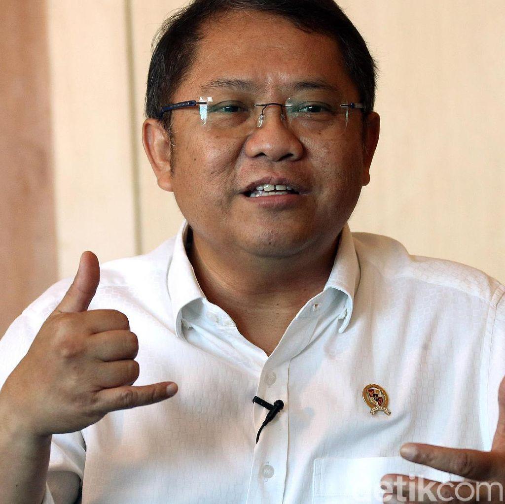 Menkominfo: Indonesia Idealnya Tiga Operator Seluler