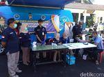 92 Awak Bus di Malang Jalani Tes Urine Jelang Arus Mudik