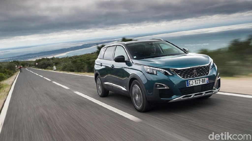 Peugeot Mobil Perantara Jepang dan Eropa