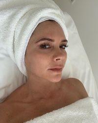Buang Racun Dalam Tubuh, Victoria Beckham Minum