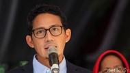 Anggota BPN Terjerat Hukum, Sandiaga Minta Hukum Tak Pandang Bulu