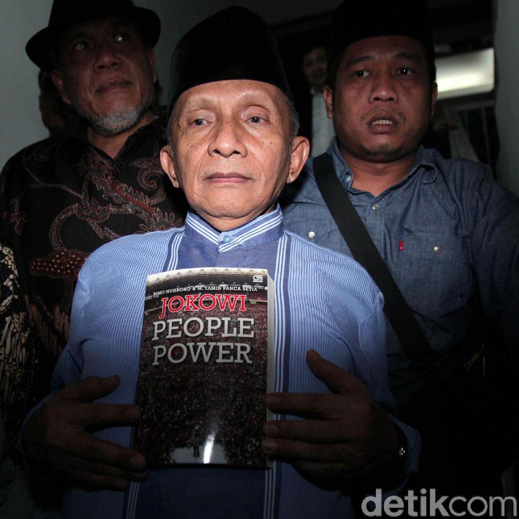 Istri Penulis Jokowi People Power Protes Amien Rais, Ini Respons PAN