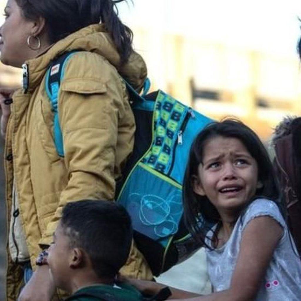 Kematian Migran Anak di Tahanan Amerika Tidak Diumumkan ke Publik