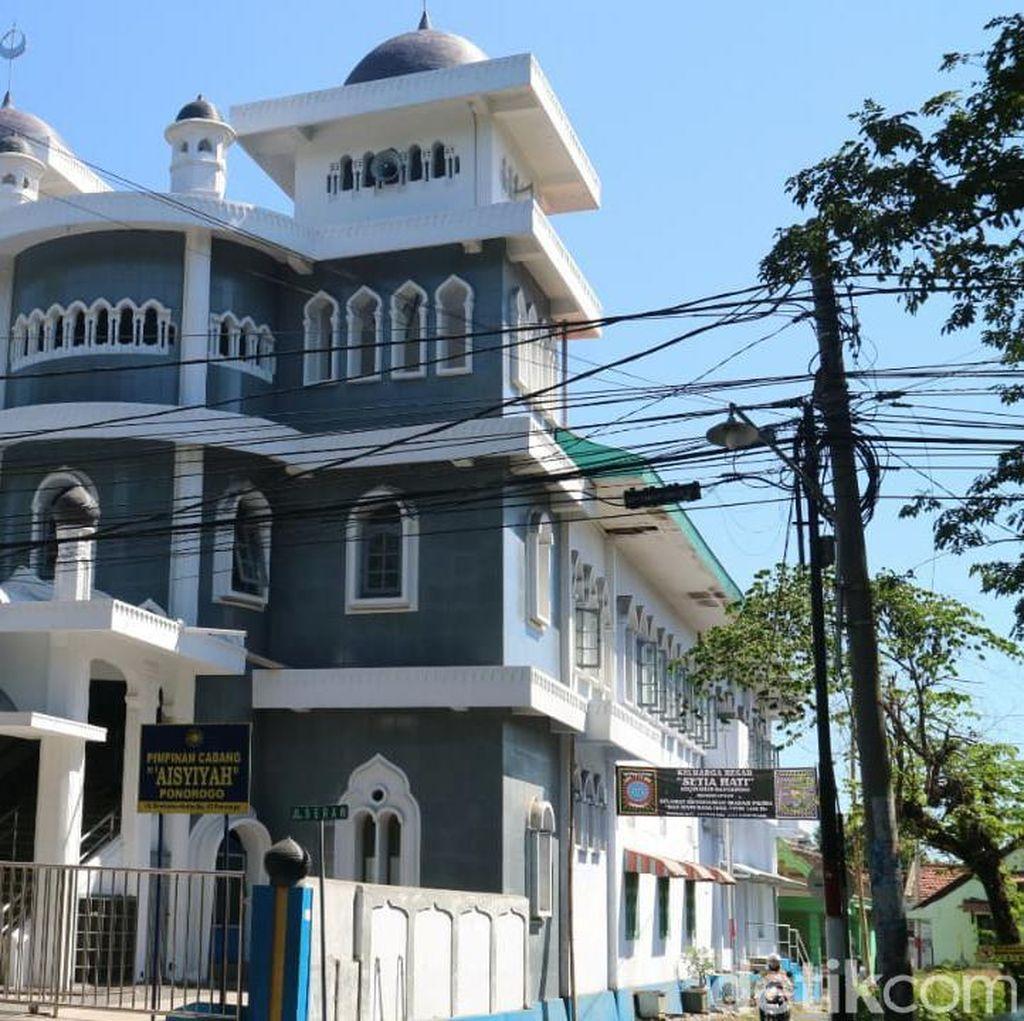 Legendaris, Cerita Masjid Duwur Jadi Sentra Perkembangan Islam di Ponorogo