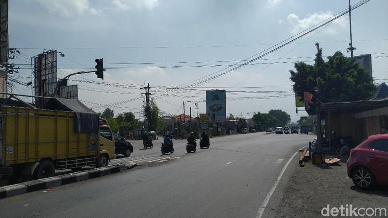 Hindari Titik Macet di Jalur Mudik Mojokerto, Ini Jalur Alternatifnya