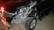 Rombongan Mobil Wabup Rembang Kecelakaan Beruntun, 5 Mobil Rusak