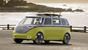 VW Kombi Versi Listrik akan Dibawa ke Indonesia