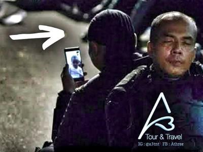 Brimob Video Call yang Viral Diajak Liburan ke Bali