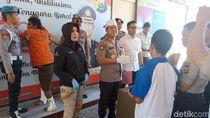 3 Kali Masuk Penjara, Rudi Kembali Ditangkap Polres Mataram