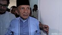 Bertemu Jokowi, Amien Rais Minta Kasus Km 50 Dibawa ke Pengadilan HAM