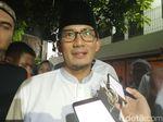 Massa Terus Aksi di MK, Sandiaga: Jika Tak Kondusif yang Rugi Masyarakat
