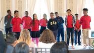 Saat Anak-anak SD Amerika Serikat Nyanyikan Lagu Sayang Semuanya