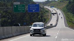 Jalur One Way di Tol, Mirip Nyetir Mobil Setir Kiri