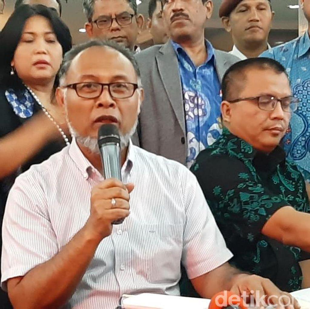 Soal Putusan MK, BW: Saya Tidak Mau Overconfident Apalagi Sombong