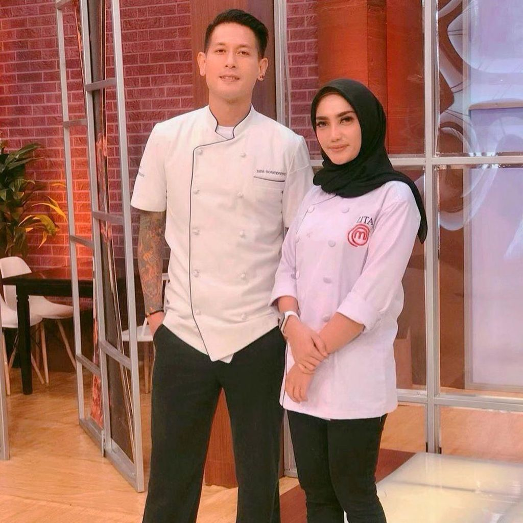 Dikasih Tanda Cinta Chef Juna, Lita Masterchef Dibandingkan dengan Millendaru