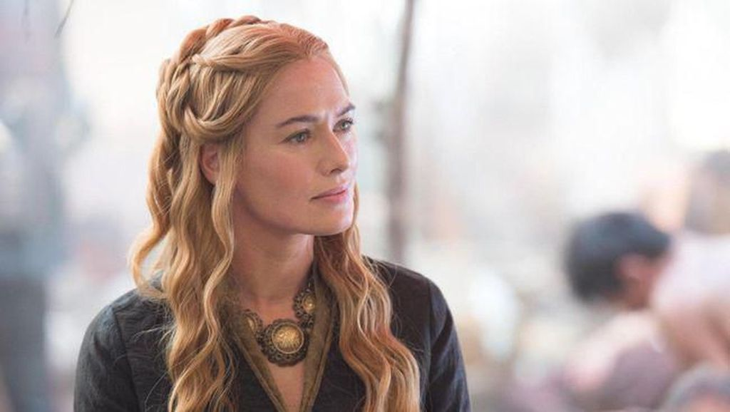 Gaya Kulineran Si Ratu Jahat Game of Thrones, Lena Headey