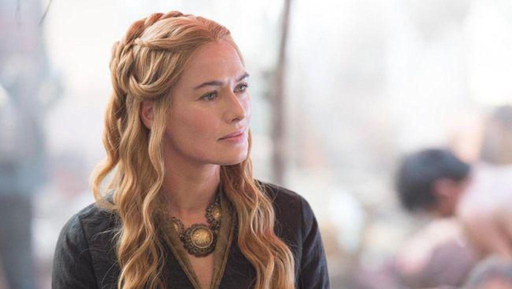 Tak Lolos Tayang di GoT, Lena Headey Ungkap Adegan Traumatis untuk Cersei