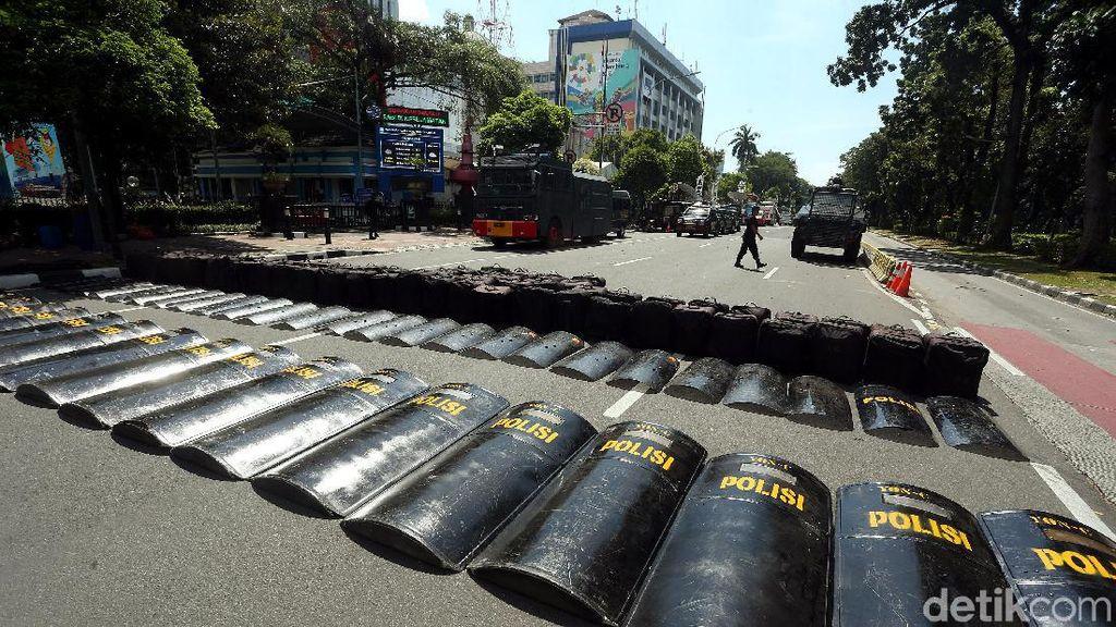 8 Kompi TNI-Polri Perketat Keamanan MK
