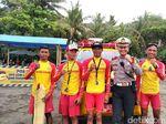 40 Baywatch Siap Amankan Wisatawan Pangandaran Saat Libur Lebaran