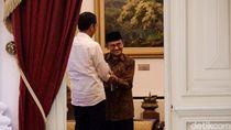 Jokowi-Habibie Sepakat: Urusan Persatuan Tidak Ada Tawar Menawar