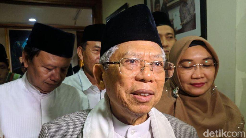 Jabatan Maruf Amin Dipersoalkan BPN, BNI Syariah: Kami Bukan BUMN