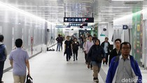MRT HI-Kota Rampung, Penumpang Diprediksi Tembus 200.000/Hari