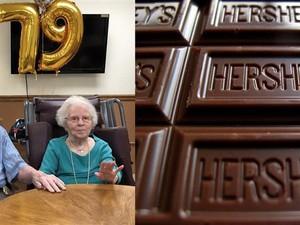 Pasangan Ini Akui Cokelat Jadi Rahasia 79 Tahun Pernikahan Mereka