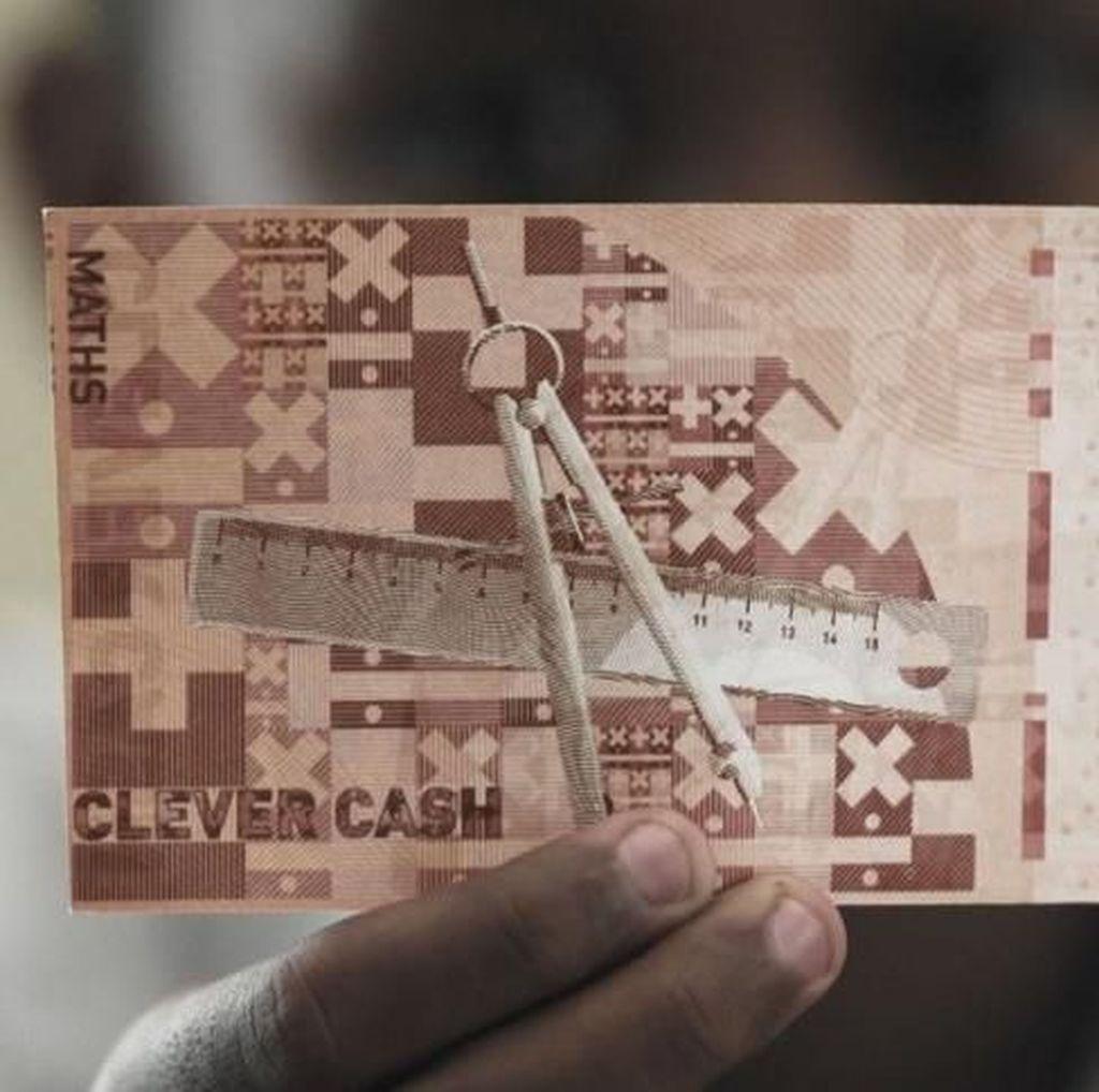 Clever Cash, Uang Kreatif Ini Raih Penghargaan Bergengsi di Dunia